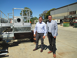 Aquatec Maxcon Group strengthens relationship with Ipswich City Council