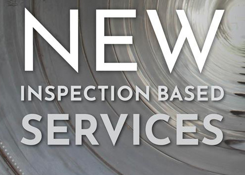 NEW! Inspection Based Services - Paint inspection... Cryogenic inspection... Welding inspection... and more!