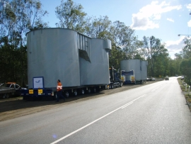 Twin Clarifiers - Bundamba
