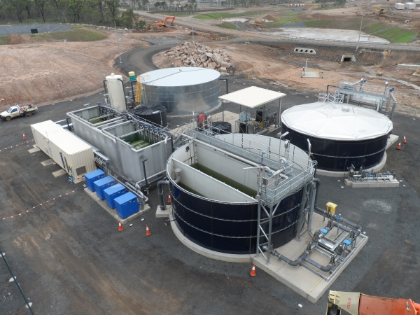 Package Treatment Plant