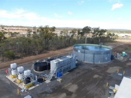 Package Waste Water Treatment Plant