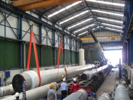 Vacuum Insulated Pipes
